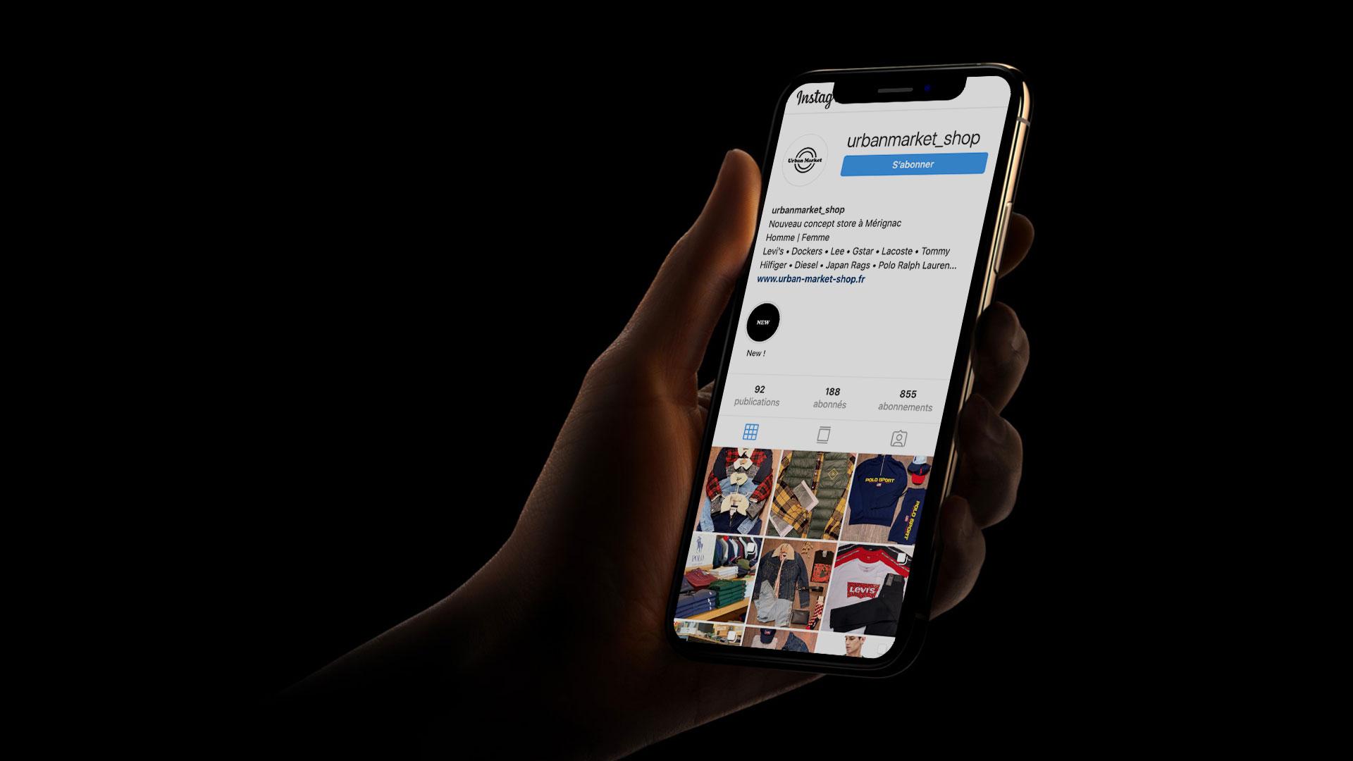 Prestation Social Media - Réseaux sociaux